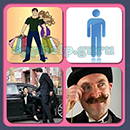4 Pics 1 Song (Game Circus): Group 23 Level 9 Answer