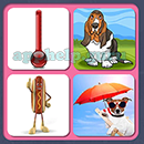 4 Pics 1 Song (Game Circus): Group 25 Level 1 Answer
