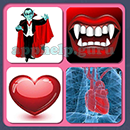 4 Pics 1 Song (Game Circus): Group 25 Level 12 Answer