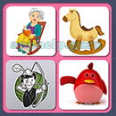 4 Pics 1 Song (Game Circus): Group 26 Level 1 Answer