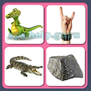 4 Pics 1 Song (Game Circus): Group 26 Level 10 Answer