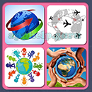 4 Pics 1 Song (Game Circus): Group 26 Level 2 Answer