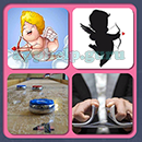 4 Pics 1 Song (Game Circus): Group 27 Level 3 Answer