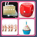 4 Pics 1 Song (Game Circus): Group 29 Level 12 Answer