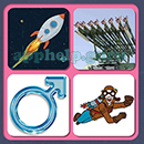 4 Pics 1 Song (Game Circus): Group 3 Level 7 Answer