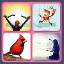 4 Pics 1 Song (Game Circus): Group 3 Level 8 Answer
