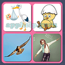 4 Pics 1 Song (Game Circus): Group 30 Level 2 Answer