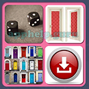 4 Pics 1 Song (Game Circus): Group 30 Level 4 Answer