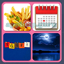 4 Pics 1 Song (Game Circus): Group 30 Level 7 Answer