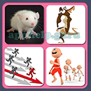 4 Pics 1 Song (Game Circus): Group 34 Level 10 Answer