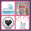 4 Pics 1 Song (Game Circus): Group 34 Level 12 Answer