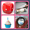 4 Pics 1 Song (Game Circus): Group 34 Level 2 Answer