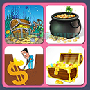 4 Pics 1 Song (Game Circus): Group 34 Level 7 Answer