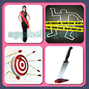 4 Pics 1 Song (Game Circus): Group 34 Level 8 Answer