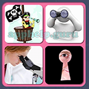 4 Pics 1 Song (Game Circus): Group 35 Level 11 Answer