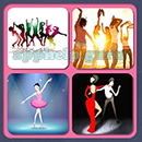 4 Pics 1 Song (Game Circus): Group 35 Level 12 Answer