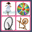 4 Pics 1 Song (Game Circus): Group 35 Level 14 Answer