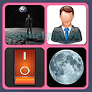 4 Pics 1 Song (Game Circus): Group 35 Level 3 Answer