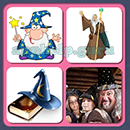 4 Pics 1 Song (Game Circus): Group 39 Level 3 Answer