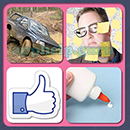 4 Pics 1 Song (Game Circus): Group 39 Level 7 Answer