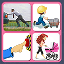 4 Pics 1 Song (Game Circus): Group 4 Level 10 Answer