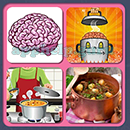 4 Pics 1 Song (Game Circus): Group 4 Level 11 Answer