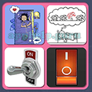 4 Pics 1 Song (Game Circus): Group 4 Level 13 Answer