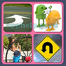 4 Pics 1 Song (Game Circus): Group 4 Level 14 Answer