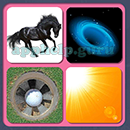 4 Pics 1 Song (Game Circus): Group 4 Level 16 Answer