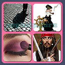 4 Pics 1 Song (Game Circus): Group 40 Level 10 Answer