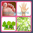 4 Pics 1 Song (Game Circus): Group 41 Level 3 Answer