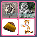 4 Pics 1 Song (Game Circus): Group 42 Level 1 Answer