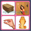4 Pics 1 Song (Game Circus): Group 42 Level 11 Answer