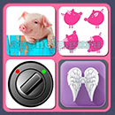 4 Pics 1 Song (Game Circus): Group 42 Level 14 Answer