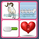 4 Pics 1 Song (Game Circus): Group 42 Level 15 Answer
