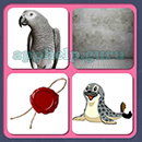 4 Pics 1 Song (Game Circus): Group 42 Level 5 Answer
