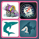 4 Pics 1 Song (Game Circus): Group 42 Level 8 Answer