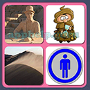 4 Pics 1 Song (Game Circus): Group 43 Level 13 Answer