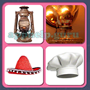 4 Pics 1 Song (Game Circus): Group 43 Level 14 Answer