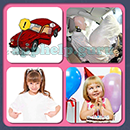 4 Pics 1 Song (Game Circus): Group 45 Level 14 Answer