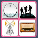 4 Pics 1 Song (Game Circus): Group 47 Level 13 Answer