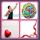 4 Pics 1 Song (Game Circus): Group 48 Level 1 Answer