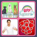 4 Pics 1 Song (Game Circus): Group 48 Level 13 Answer