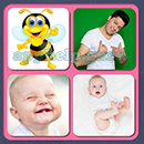 4 Pics 1 Song (Game Circus): Group 51 Level 3 Answer