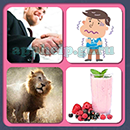 4 Pics 1 Song (Game Circus): Group 51 Level 4 Answer