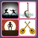4 Pics 1 Song (Game Circus): Group 53 Level 12 Answer