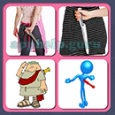 4 Pics 1 Song (Game Circus): Group 55 Level 2 Answer
