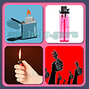 4 Pics 1 Song (Game Circus): Group 58 Level 1 Answer