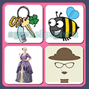 4 Pics 1 Song (Game Circus): Group 6 Level 14 Answer