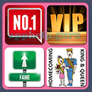 4 Pics 1 Song (Game Circus): Group 6 Level 15 Answer